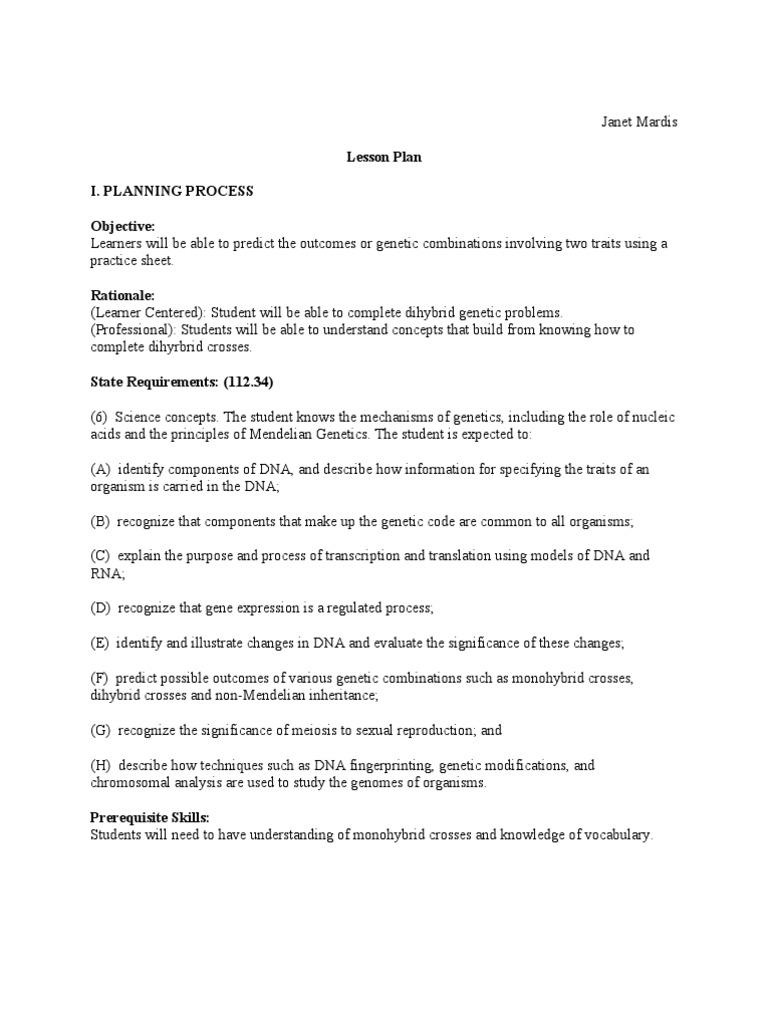 Worksheet Mendelian Genetics Worksheet Answers Worksheet Fun