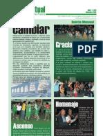 Mutual FCO - Boletín Nº XVl - Diciembre 2008
