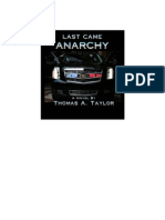 Last Came Anarchy Excerpt