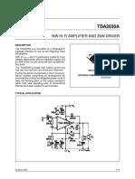 TDA2030AV