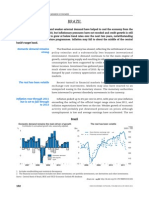 Brazil OECD Econ Outlook