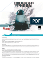 Euro Fighter Typhoon Manual