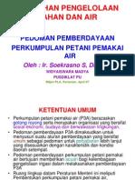 PRESENTASI PEMBERDYN P3A