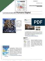 Dossier Humano Digital(22 Abril a 1 Mayo 2012