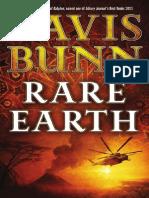 Rare Earth by Davis Bunn Sample Chapters 1-3