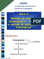 Aula 3 Metodos de Analise CQ Em Fitoterapicos2