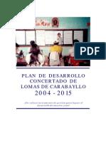 PDC Lomas de Carabayllo