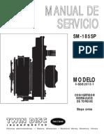 E3- Convert Id Or de Torque SM-185SP