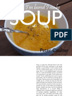 When I'm Bored I Make Soup - The Book