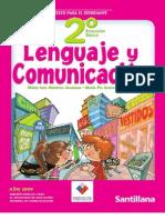 2º Lenguaje y Comunicacion Estudiante