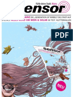 sensor Mainz Magazin #1 Oktober 2010