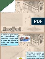 Pintura y Arquitectura - Renacimiento - 2011