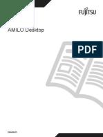 AMILO Desktop Manual-De Web
