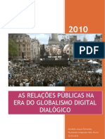Cabecas Digitais Na Era Do Globalismo Digital Dialogico 2010