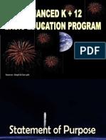 Lilian b. Salan - k to 12 Basic Education