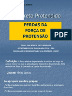 perdas_ protensao