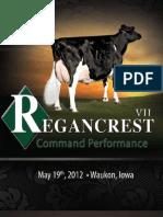 Sale Catalog - Regancrest Command Performance Sale VII