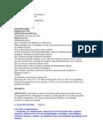 Decreto N° 87 - 1990 - Def mental