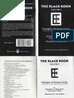 Hyatt, Christopher - The Black Book Volume I - Principles of Extreme Living