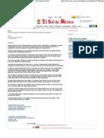 30-04-12 Presidirá panista Arce Paniagua la Mesa Directiva de la Cámara de Diputados