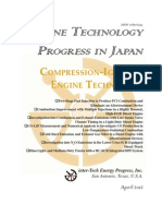 Engine Technology Progress In Japan - Diesel Engines