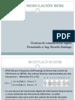modulacion Bfsk