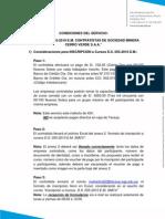Condiciones de Servicio Cursos D.S. 055-2010 E.M. Contratistas SMCV.V00