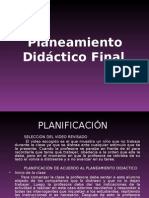 to Didáctico Final