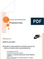 Marketing Mix Nike