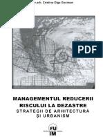 Managementul Reducerii Riscului la Dezastre - curs - Cristina Olga Gociman (fragment)