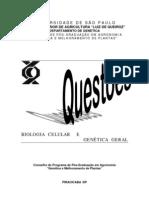 43031206 Questoes de Genetica e Biologia Molecular