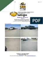 CBR PLUS estabilizacion de patio de contenedores de Almacenadora Grupo AMIGO en Santa Fe Verzacruz