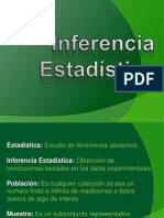 Inferencia Estadística (Conceptos Basicos)