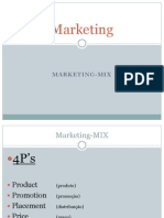 Marketing Markup
