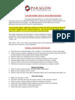 Weekly Fire Pump Inspection Test Procedures