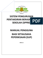 Manual SPPBS (SUP)