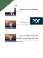 Jenis-jenis Tendangan Dalam Taekwondo