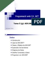 Tema 5-2 Ado Net