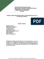 Documento Orientaciones Estudiantes Sordos