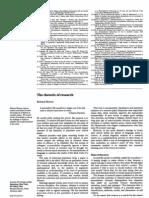The rhetoric of research.pdf