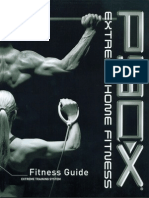 P90X Fitness Guide - Book