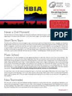 Apr '12 Newsletter