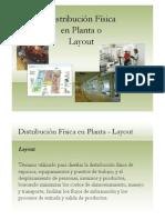 2.1 Distribucion en Planta (2012)