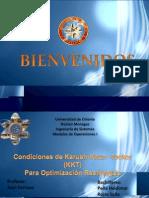 Presentacion_KKT Modelos I