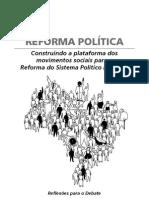 Reforma Politica - Cartilha
