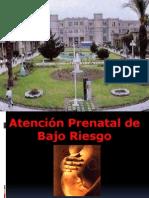 Control Prenatal Clase