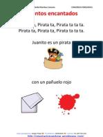 Cuentos dos Pirata Juanito