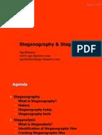 Steganpgraphy