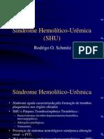 SindromeHemoliticoUremica - USP