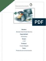 Resumen 12 Protocolos de Comunicacion
